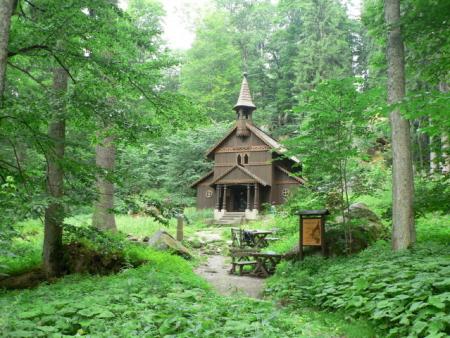Kaple Stožec